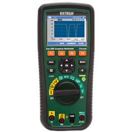Extech GX900: Sand RMS Grafisk multimeter med Bluetooth
