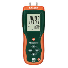 Extech HD755: Differentialetryk Manometer (0.5psi)