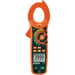 Extech MA640: 600A Sand RMS AC / DC tangamperemeter + NCV