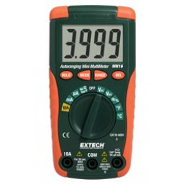 Extech MN16A: Digital Mini Multimeter