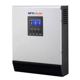 SP4000: Hybrid Solar inverter, til ø-drift/off-grid